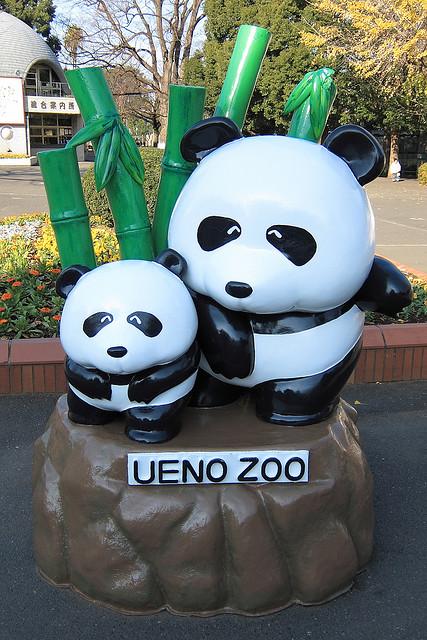 Estatua Panda
