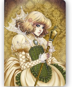 Libreta Sad Princess_Lolita Aldea