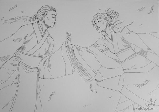 Tanabata_Javier Bolado-wip2