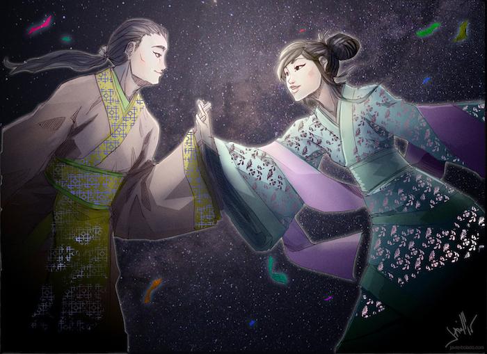 Tanabata-Javier Bolado-wip6