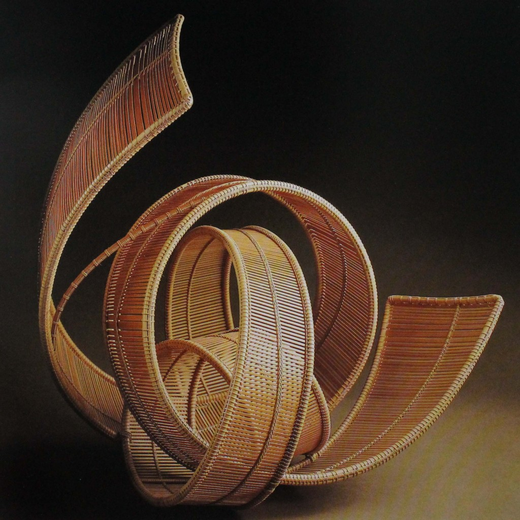 Arte del bambú de Yamaguchi Ryuun.