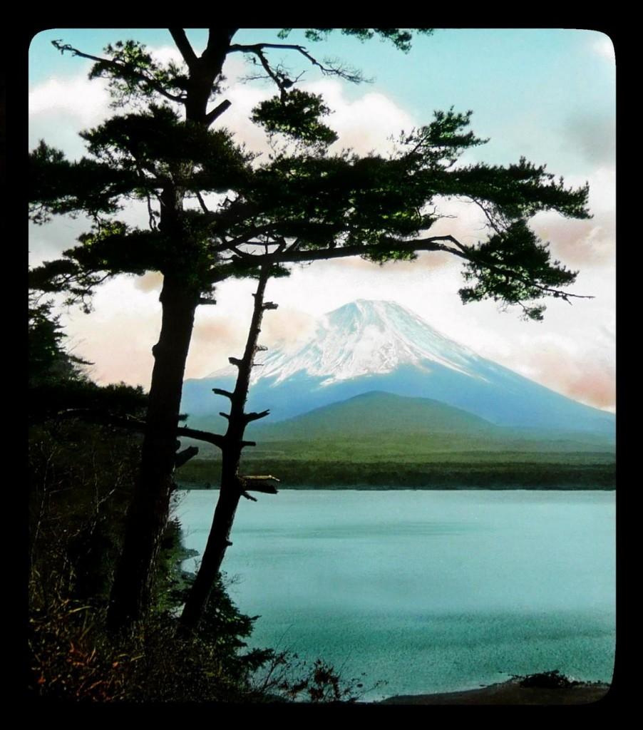 Vista del monte Fuji. T. Enami.