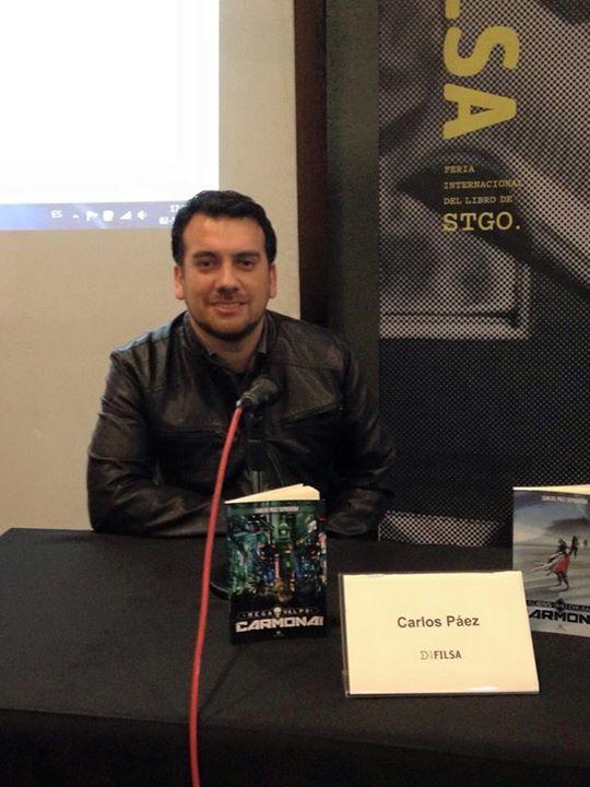 Carlos Paez S