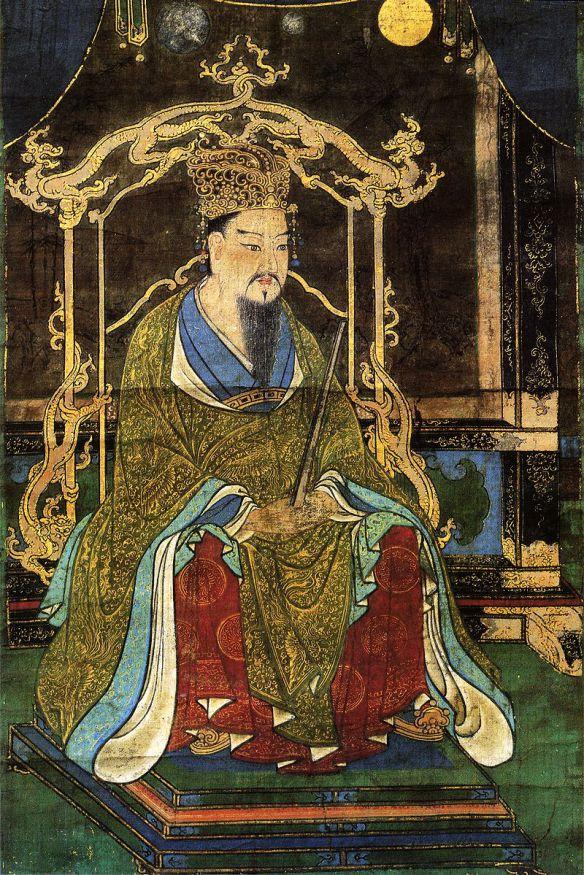 Emperador Kanmu.